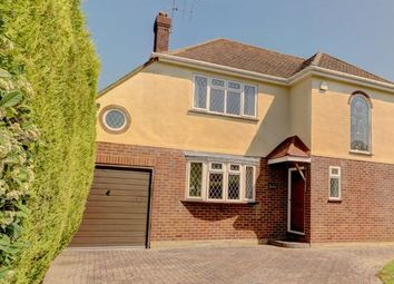 Thumbnail 3 bed detached house for sale in Leewood Way, Effingham, Leatherhead