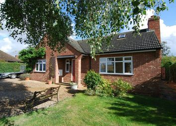 Thumbnail 4 bed detached bungalow to rent in Stow Road, Kimbolton, Huntingdon