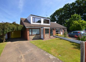 Thumbnail 3 bed bungalow for sale in Oaklands Close, Halvergate, Norwich