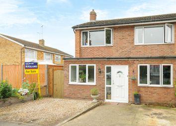 Thumbnail 4 bedroom end terrace house for sale in Warnford Road, Tilehurst, Reading