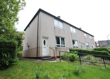 Thumbnail 2 bed end terrace house for sale in Inverkip Road, Greenock