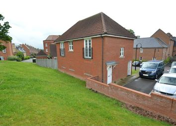 Thumbnail 2 bed maisonette for sale in Pastoral Way, Warley, Brentwood, Essex