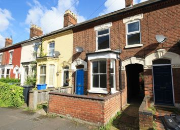 Thumbnail 3 bedroom property to rent in Kerrison Road, Norwich
