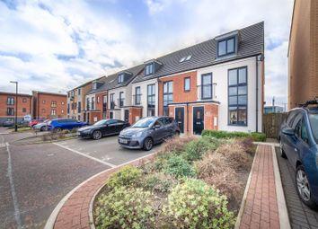 3 bed end terrace house for sale in Elmwood Park Court, Great Park, Gosforth NE13