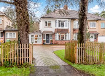 Thumbnail 4 bed semi-detached house for sale in Canford Lane, Westbury-On-Trym, Bristol