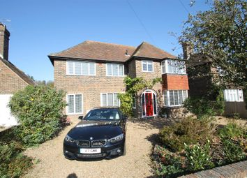 Thumbnail 4 bed detached house for sale in Newlands Avenue, Bexhill-On-Sea