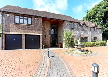 Thumbnail 5 bedroom detached house for sale in Wildgoose Drive, Horsham, West Sussex