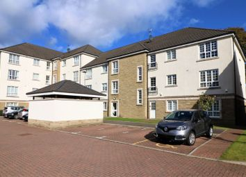 Thumbnail 2 bed flat for sale in 112 Crown Crescent, Larbert