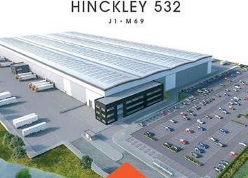 Thumbnail Light industrial to let in Hinckley 532, Hinckley Park, Junction 1, Hinckley, Leicestershire