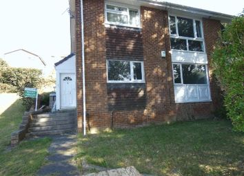 Thumbnail 2 bed flat to rent in Hamsterley Crescent, Newton Hall, Durham