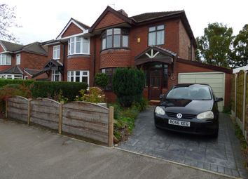 Thumbnail 3 bedroom semi-detached house for sale in Hollymount Road, Offerton, Stockport