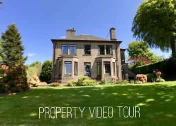 Thumbnail 5 bed detached house for sale in West Manse, Parkhall Road, Clydebank