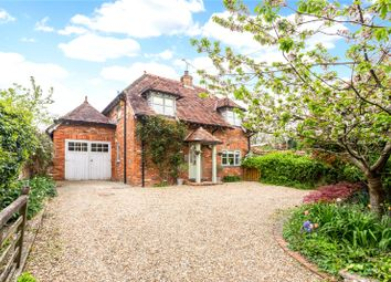 Thumbnail 3 bed detached house for sale in Amport, Hampshire