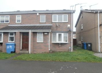 Thumbnail 1 bedroom flat to rent in Broadley Close, Hull