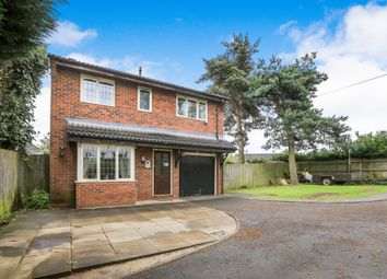 Thumbnail 4 bed detached house for sale in Rifle Range Road, Kidderminster
