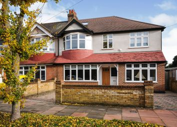 Thumbnail 5 bed semi-detached house for sale in Craybrooke Road, Sidcup