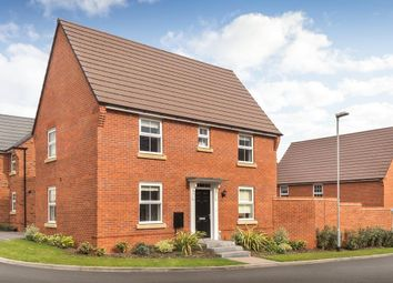 "Thumbnail 3 bed detached house for sale in ""Hadley"" at Oak Road, Halstead"
