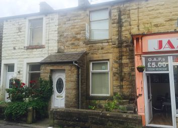 Thumbnail 3 bed terraced house to rent in Burnley Road, Burnley