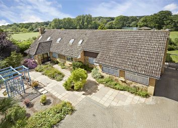 Thumbnail 5 bed detached bungalow for sale in Peperharow Lane, Shackleford, Godalming, Surrey