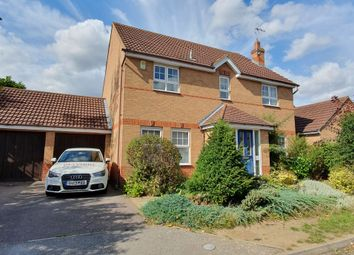 Thumbnail 4 bedroom detached house to rent in Swayne Rise, Medbourne, Milton Keynes