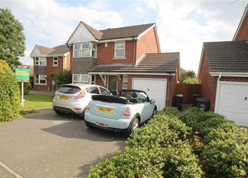 Thumbnail 4 bed detached house to rent in Pasteur Close, Kingsthorpe, Northampton