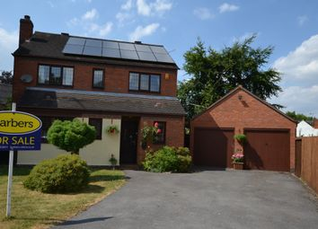 Thumbnail 4 bed detached house for sale in Church Farm, Ashley, Market Drayton