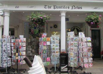 Thumbnail Retail premises for sale in 66 The Pantiles, Royal Tunbridge Wells