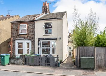 Thumbnail 3 bed end terrace house for sale in St. James Road, Watford