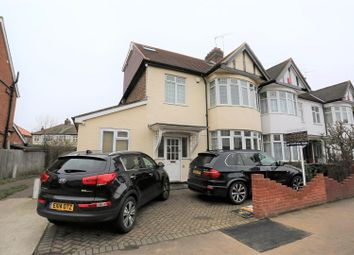 Thumbnail 4 bed end terrace house for sale in Greenway Avenue, Walthamstow, London