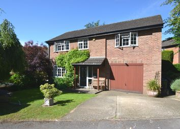 Thumbnail 4 bed detached house for sale in Redding Drive, Amersham