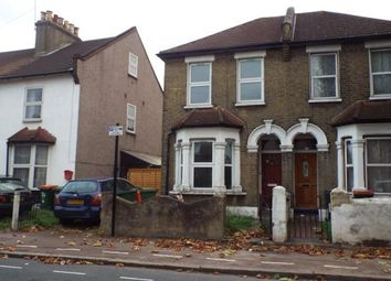Thumbnail 3 bed semi-detached house for sale in Roman Road, London