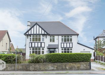 Thumbnail 4 bed detached house for sale in Peel Lane, Worsley, Manchester