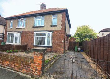 Thumbnail 3 bed semi-detached house for sale in Hambleton Square, Billingham
