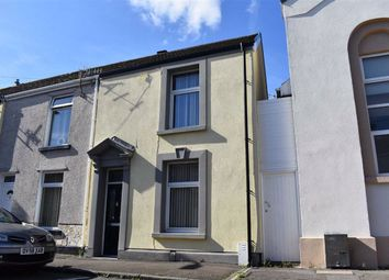 Thumbnail 2 bed end terrace house for sale in Spring Terrace, Swansea