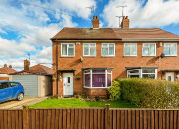 Thumbnail 3 bed semi-detached house for sale in 28 Laurel Avenue, Mansfield