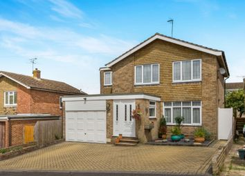 Thumbnail 4 bedroom detached house for sale in Pendennis Close, Basingstoke