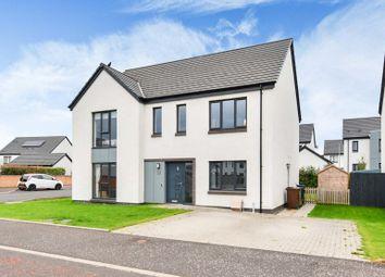 Thumbnail 5 bed detached house for sale in Bellsland Crescent, Kilmaurs, Kilmarnock