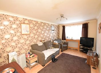 Thumbnail 1 bed flat for sale in Leston Close, Rainham, Essex
