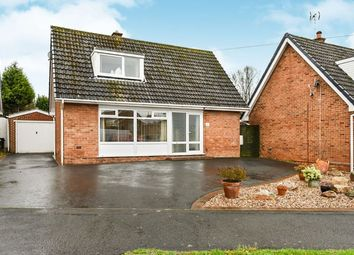 Thumbnail 3 bed bungalow for sale in Dalebrook Road, Burton-On-Trent