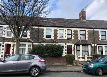 Thumbnail 9 bed terraced house for sale in Richard Street, Cathays, Cardiff