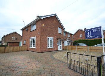 Thumbnail 3 bedroom semi-detached house for sale in Avondale, Cotgrave, Nottingham