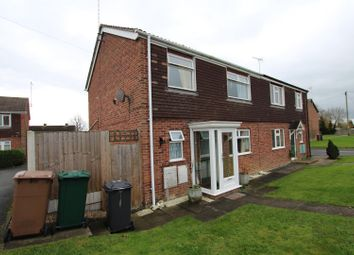 Thumbnail 3 bed semi-detached house for sale in Holme Close, Hatton, Derby