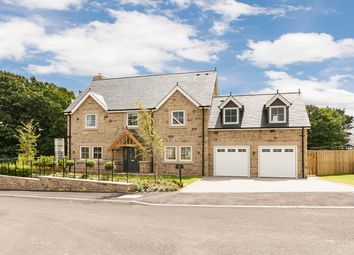 Thumbnail 5 bedroom detached house for sale in 2 St Laurence Court, Longframlington, Northumberland