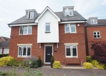 Thumbnail 6 bed detached house for sale in Wyndham Wood Close, Fradley, Lichfield
