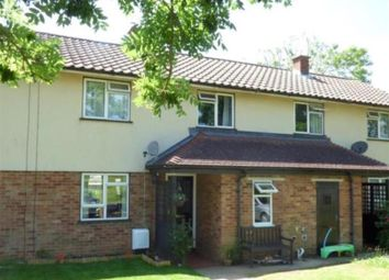 Thumbnail 2 bed terraced house for sale in St Marys Avenue, Wittering, Peterborough