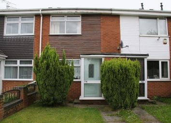 Thumbnail 2 bed terraced house to rent in Slant Lane, Shirebrook, Mansfield