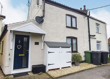 Thumbnail 2 bed semi-detached house for sale in The Street, Sparham, Norwich