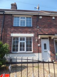 Thumbnail 2 bed terraced house to rent in Fairview Avenue, Cleethorpes