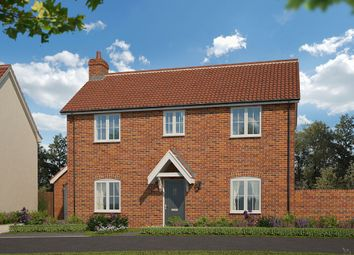 Thumbnail 4 bed detached house for sale in The Roxham, Church Road, St Peter's Place, Stutton
