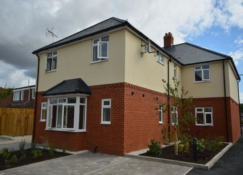 Thumbnail 1 bed flat to rent in Belle Vue Road, Andover